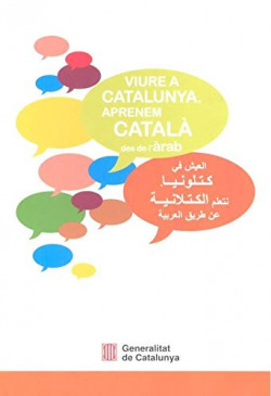 Viure a Catalunya. Aprenem català des de l'àrab (3a edició)