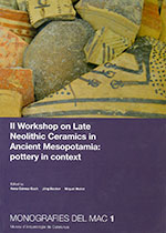 Ii workshop on late neolithic ceramicos in ancient mesopota