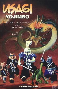 Usagi Yojimbo nº9