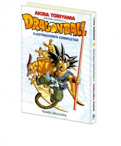 Dragon Ball: Ilustraciones completas