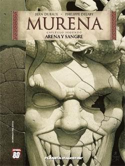 Murena Nº02:Arena Y Sangre