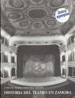 Historia del teatro en Zamora