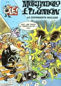 Cochinadita nuclear, la
