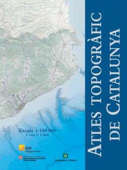 Atles topografic de Catalunya