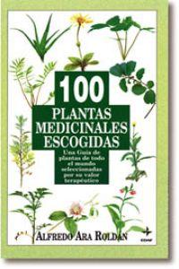 100 plantas medicinales escogidas
