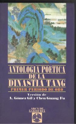 Antología poética de la dinastia tang