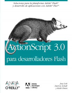 ActionScript 3.0 para desarrolladores Flash