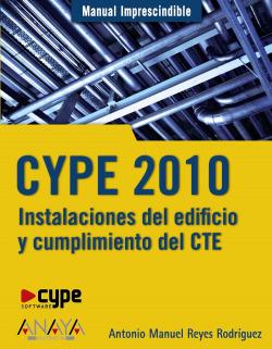 CYPE 2010. Instalaciones del edificio y cumplimiento del CTE