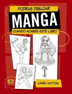 Podrás dibujar MANGA cuando acabes este libro