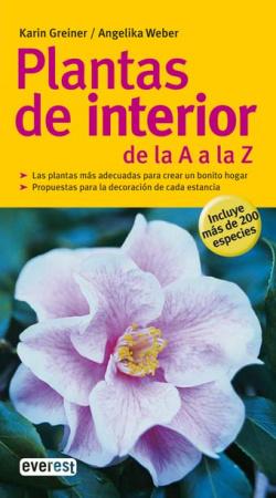 Plantas de interior de la A a la Z