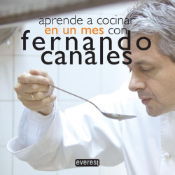 Aprende a cocinar en un mes con Fernando Canales