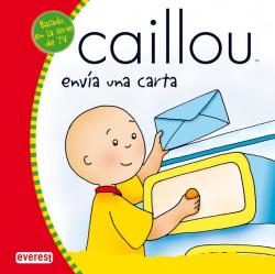 Caillou envía una carta