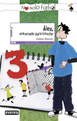 Álex, entrenado para triunfar