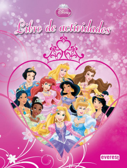 Princesas Disney. Pack de actividades Princesas