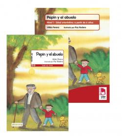 PEPIN Y EL ABUELO.(CARPETA LIBRO+CUAD) PLAN LECTOR