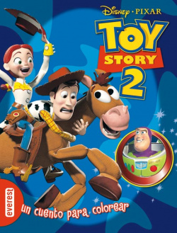 Toy story 2. un cuento para colorear