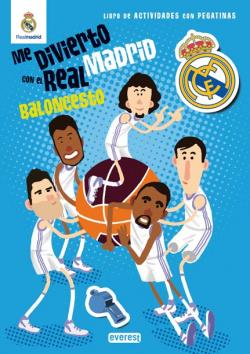 Me divierto con el Real Madrid. Baloncesto