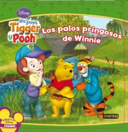 Mis Amigos Tigger y Pooh. Los palos pringosos de Winnie
