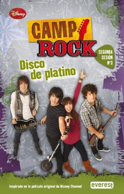 Camp Rock. Disco de platino. Segunda Sesión. Nº 3