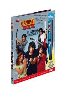 Camp Rock. Recuerdos Musicales