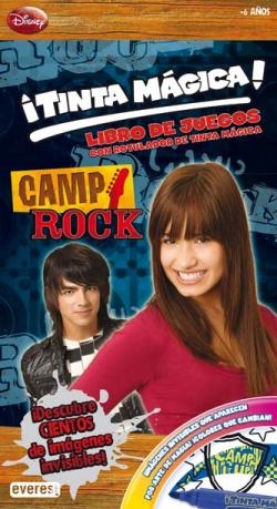 Camp Rock. Tinta Mágica!