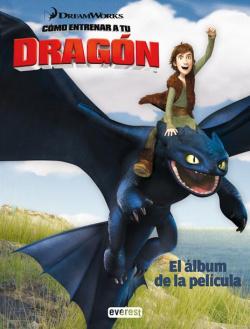 Como entrenar a tu dragon. el album de la pelicula
