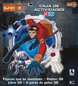 Caja de actividades 3D