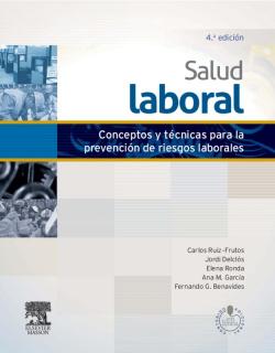 Salud laboral (4ª ed.)