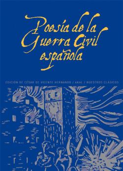 Poesía de la guerra civil española