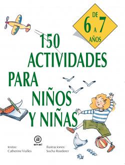 150 actividades para niños (6-7 años)
