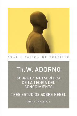 ADORNO COMP. 5 SOBRE METACRITICA TEORIA