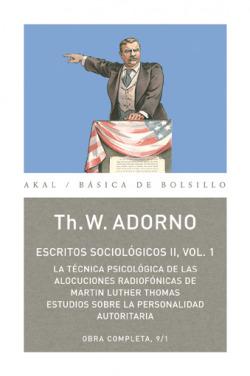 Escritos sociológicos II