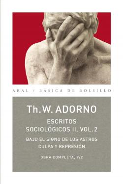 ADORNO COMP. 9-2 ESCRITOS SOCIOLOG. 2-2