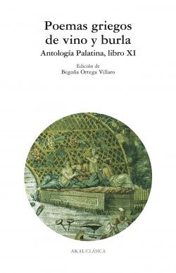 Poemas griegos de vino y burla