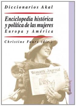 Enciclopedia histórica de las mujeres