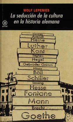 Seducción de la cultura en la historia alemana