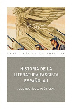 Historias de la literatura fascista española