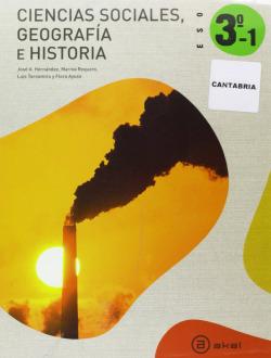 (CANT).(11).SOCIALES 3ºESO (CANTABRIA) GEOGRAFIA E HISTORIA