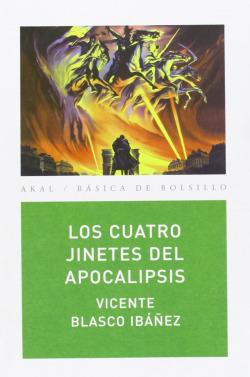 Cuatro jinetes apocalipsis
