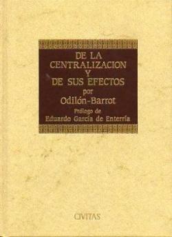 De la centralización y de sus efectos