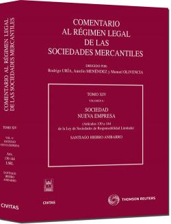 T XIV VOL 6 COMENTARIO AL REGIMEN LEGAL SOCIEDADES
