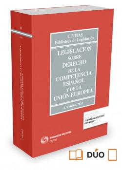 LEGISLACION SOBRE DERECHO DE LA COMPETENCIA ESPAÑOL Y DE LA