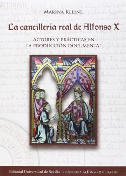 La cancillería real de Alfonso X