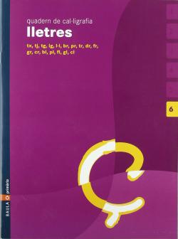 (CAT).(05).6.QUAD.CAL·LIGRAFIA LLETRES (5ANYS) TX-TJ-TQ-IG-