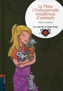 La Maia i l'esbojarrada residència d'animals