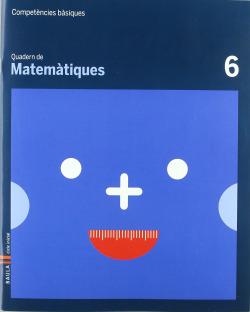 (CAT).(10).6.QUAD.MATEMATIQUES (2N.PR.COMPETENCIES BASIQUES
