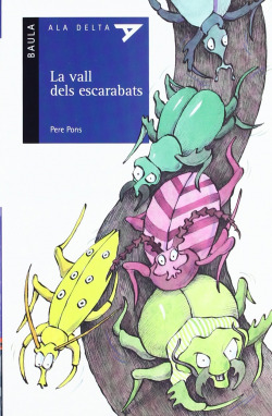 Pla Lector-La vall dels escarabats-Llibre del professorat