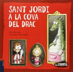 Sant Jordi a la cova del drac