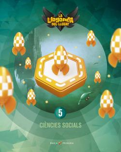 Ciències socials 5è primària LA Llegenda Llegat + Llicència Digital