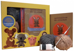 Kit animalitos de crochet